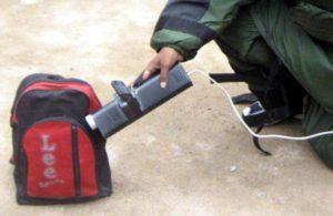 Suspicious object found on roadside in Jammu and Kashmir's Rajouri