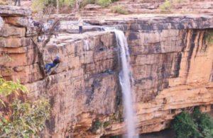 This IAS officer performs stunts to showcase unexplored Chhattisgarh