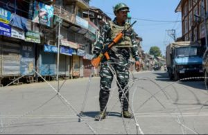 Three Hizbul overground workers arrested in Jammu and Kashmir's Tral; IED components seized