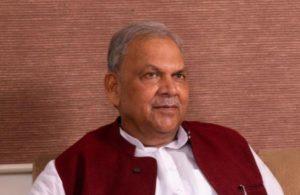 Twitter blocks Rajya Sabha MP Chaudhary Sukhram Singh Yadav's account in India