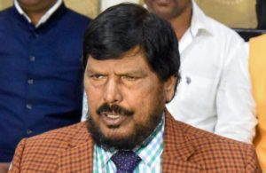 Union Minister Ramdas Athawale attacks Rahul Gandhi over 'two friends' jibe at PMNarendra Modi