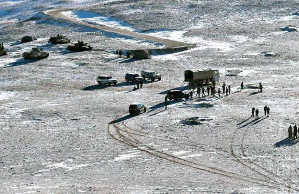 Uphill task for India in other Ladakh sectors