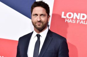 Want to produce films to have some control, says Actor Gerard Butler