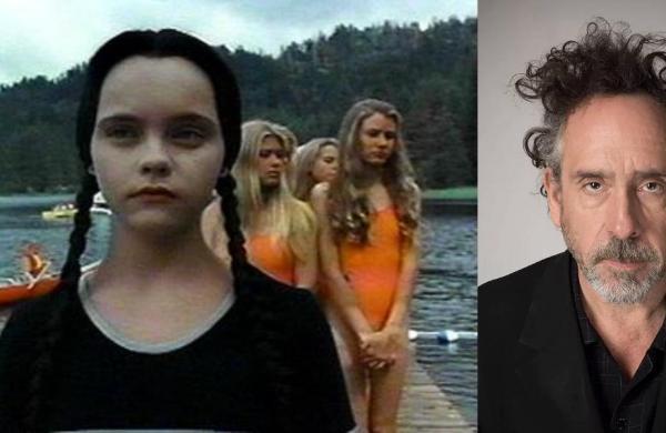 Wednesday Addams live-action series from Tim Burton set at Netflix