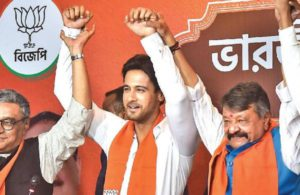 West Bengal BJP follows Trinamool Congressstrategy, ropes in bunch of actors before Assembly polls