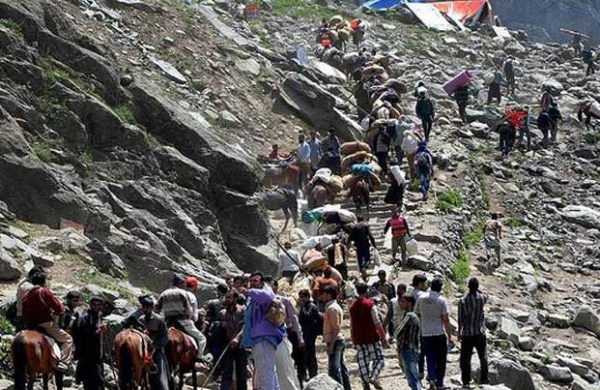 Annual Amarnath yatra to start on June 28, registration from April 1