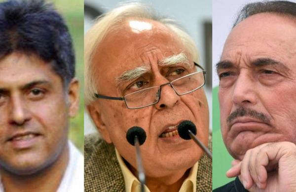 Assam polls 2021: Ghulam Nabi Azad, Kapil Sibal, Manish Tewari not in Congress list of campaigners
