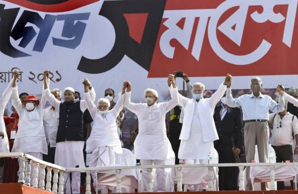 Bengal grand alliance on choppy waters? ISF cautionsCongressover seat sharing
