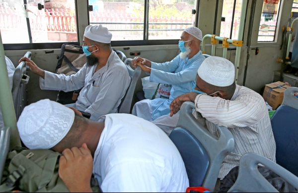 COVID-19: Nine foreigners of Tablighi Jamaat discharged