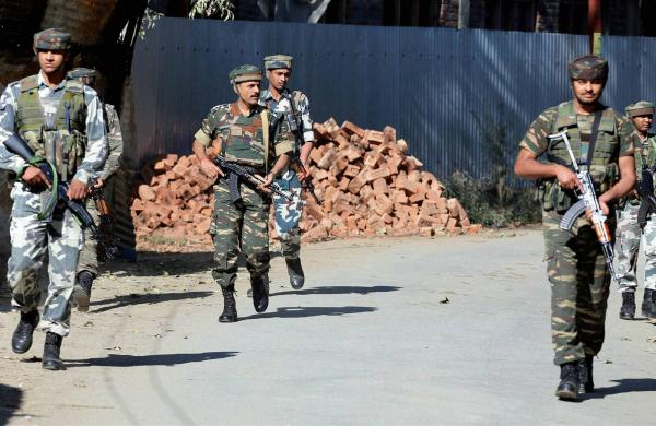 Commander of Al Badr militant outfit killed in encounter with security forcesin Jammu and Kashmir's Baramulla