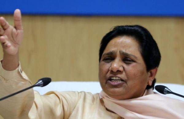 Congress''anti-people' policies behind BJP's rise to power: Mayawati