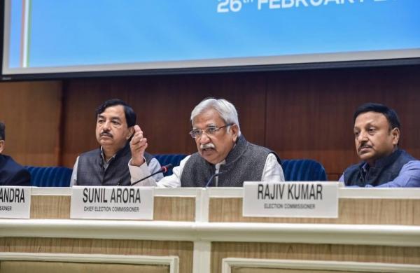 EC asks Centre to remove PM Modi's photo from coronavirus vaccinationcertificates in poll-bound states