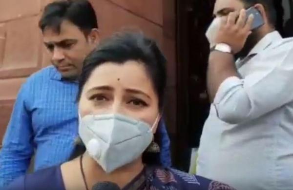 Independent MP Navneet Rana brings up Param Bir Singh's letter during Zero Hour