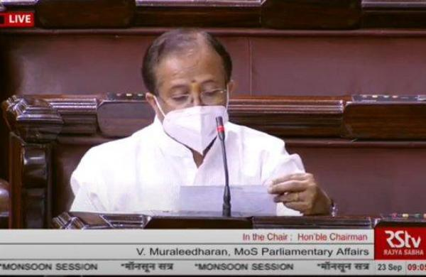 India consistently calling upon Sri Lanka to fulfill aspirations of Tamil people: Govt in LS