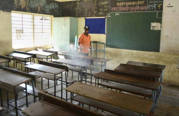 Jharkhand schools to reopen for Class 8 andabove from Monday