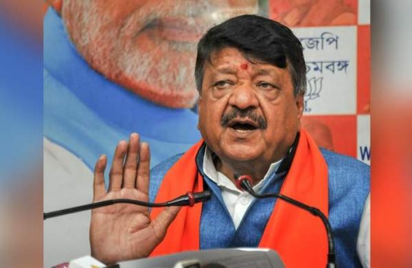 Kailash Vijayvargiya accuses TMC of politicising 'attack' on Mamata Banerjee