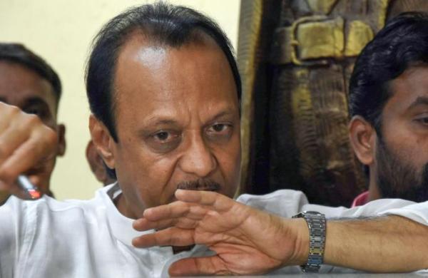 Maharashtra Deputy CM Ajit Pawar takes stock of Fashion Street fire in Pune