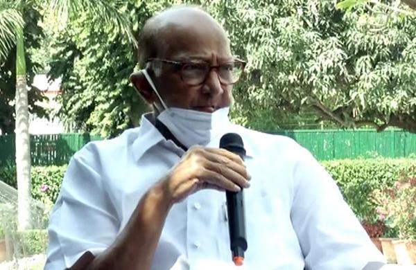 NCP chief Sharad Pawar says Param Bir Singh's claims serious; decision on Anil Deshmukh on Monday