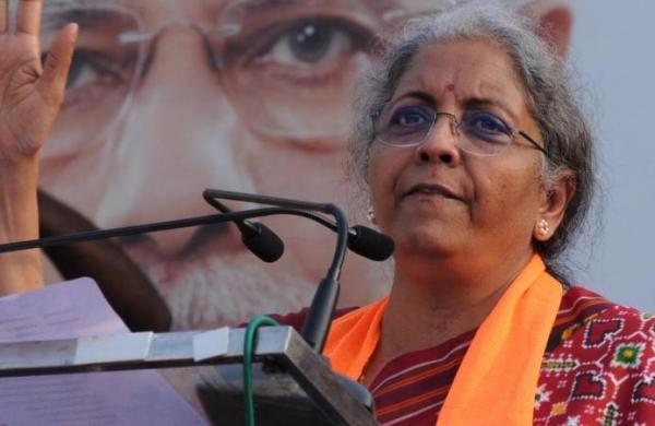 Nirmala Sitharamanaccuses UPA of nationalising corruption, privatising taxpayers' money for one family