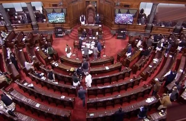 Rajya Sabha passes bill to raise FDI in insurance