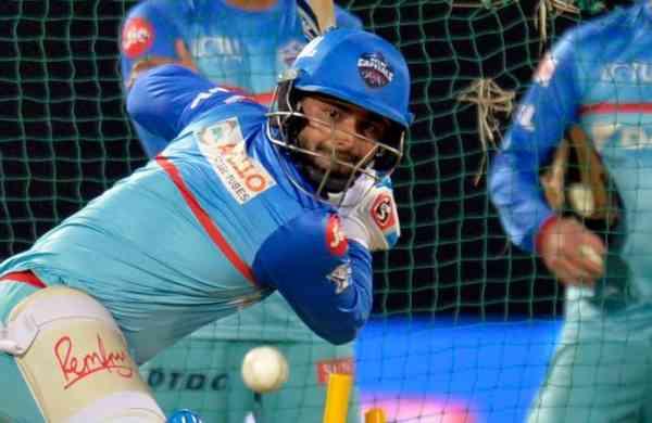 Rishabh Pant named Delhi Capitals captain for IPL 2021