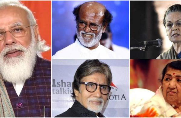 Sonia, Rajinikanth, Amitabh Bachchan in Modi-led panelfor commemoration of 75 years of independence