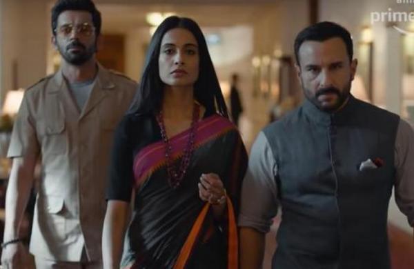 Tandav row: Amazon Prime head Aparna Purohit appears before SIT again