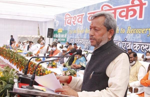 Uttarakhand CM Tirath Singh Rawat blames people for not 'producing' enough children