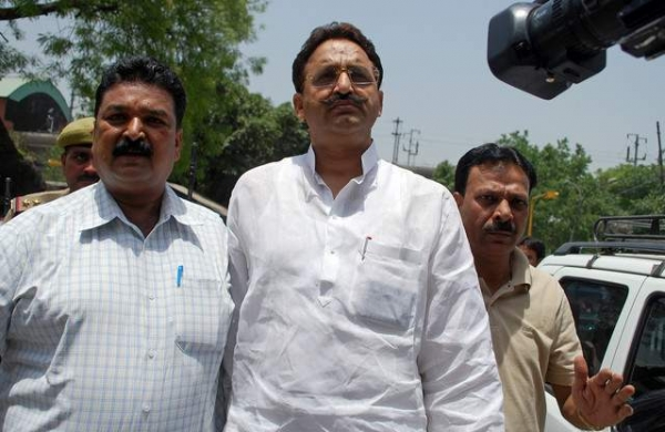 100 UP cops in 20 vehicles leave for Punjab to bring Mukhtar Ansari back to state