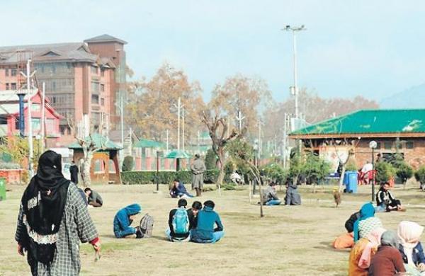 Srinagar diary