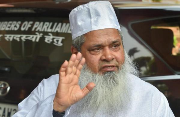 AIUDF to support Congress CM in Assam: Badruddin Ajmal