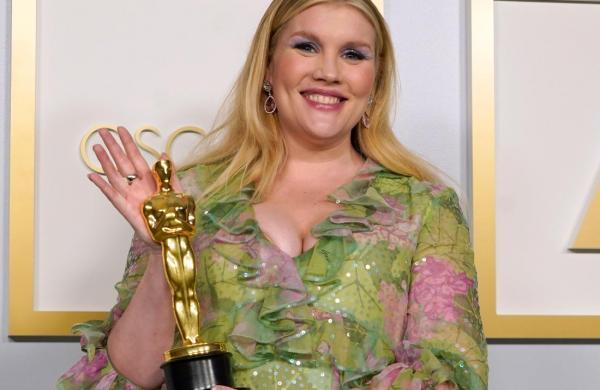 Academy award winner Emerald Fennell confirms pregnancy post Oscar ceremony