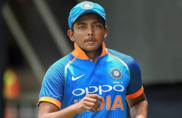 After getting dropped during Australia tour, I worked hard on myself:Delhi Capitals batsman Prithvi Shaw