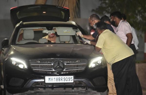 Ambani bombscare: National Investigation Agency searches hotel in Mumbai