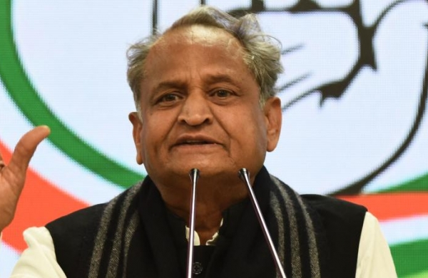Ashok Gehlot isolates himself after wife tests positive for COVID-19