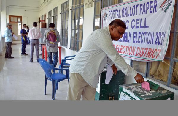 Assam polls: E-rickshaw facility for senior citizens, saplings gifted to first voters in Cachar