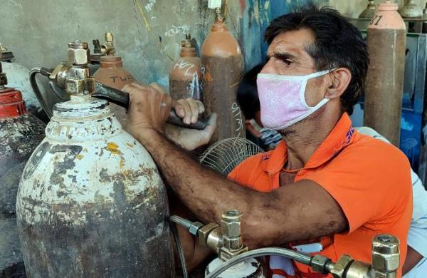 Augmenting medical oxygen, can't have unlimited stock: Centre