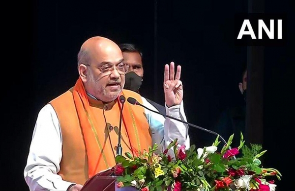 BJP to win 63-68 seats in first three phases of polling in Bengal: Amit Shah