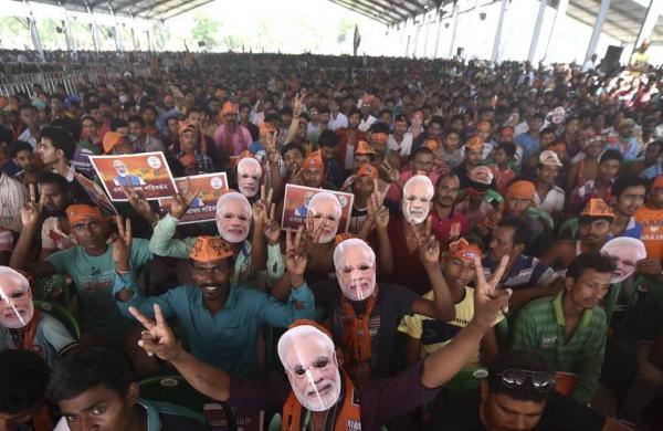 Bengal, Assam polls: Doom of Opposition in Modi's crystal ball