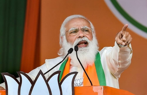 Bengal polls: If Didi contests from another seat, it will be a twin mistake, says Modi
