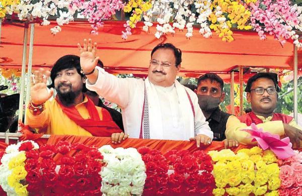 Bengal polls: Nadda's 'uproot Trinamool' call amid NRC worries in districts adjoining Assam