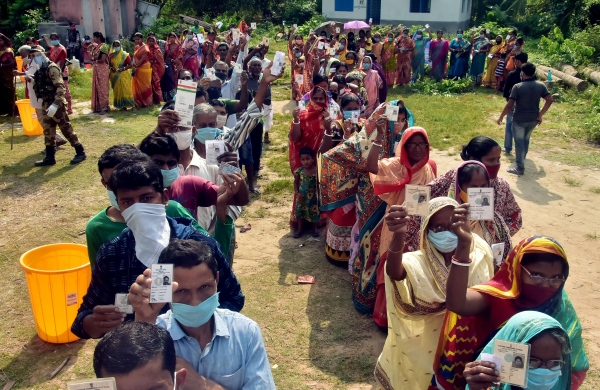 Bengal polls: Third phase of votingends amid sporadic violence
