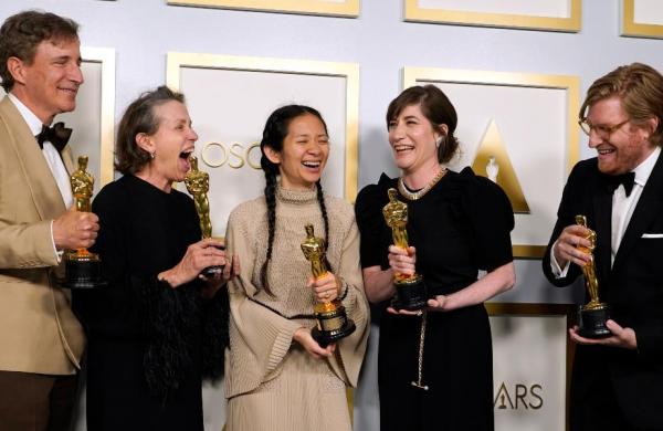 Best picture for Nomadland, Best VFX for Tenet: Here's the complete list of winners at 93rd Oscars