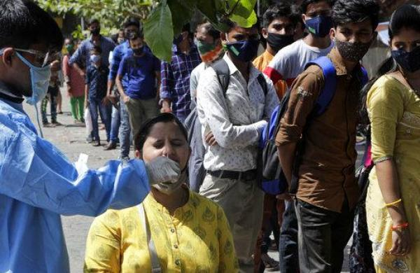 COVID-19 second wave: Maharashtra, Punjab reporting highest daily cases and deaths, say data
