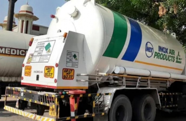 COVID crisis:Oxygen tankers from Thailand arrive in India; Air India steps up effort