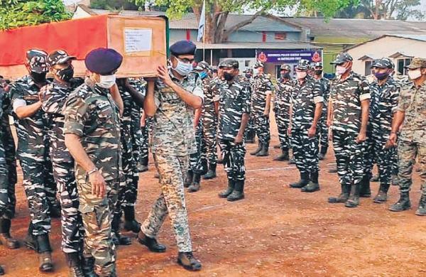 Chhattisgarh ambush a fallout of tactical leadership in the combat zone?