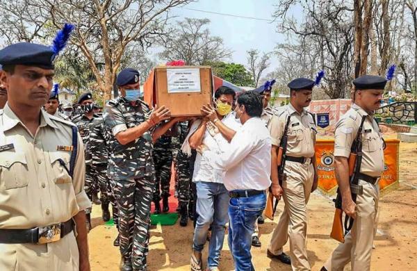 Chhattisgarh encounter:Father's desperate ride in lookout for son ends in heartbreak