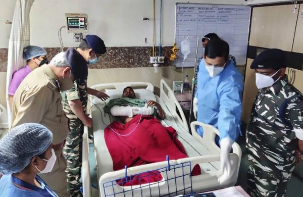 Chhattisgarh gunfight: Using tough terrain, Maoists repeat the rerun of 2010 Dantewada attack