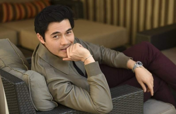 'Crazy Rich Asians' actor Henry Golding, Liv Lo welcome first child