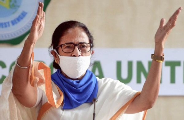 Deeply grieved by 'dastardly' attack on soldiers in Chhattisgarh: Mamata Banerjee